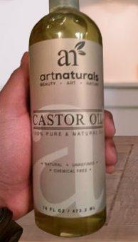 Art Naturals Castor Oil