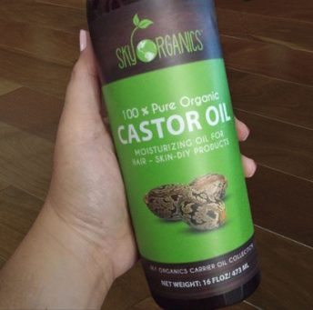 Sky Organics Castor Oil