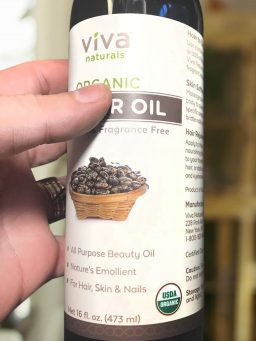 New Packaging of Viva Naturals Castor Oil