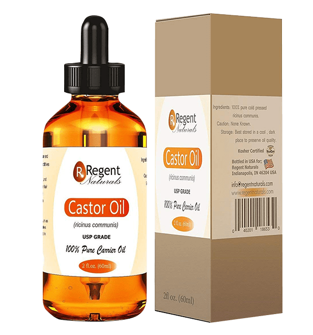 Regent Naturals Castor Oil Product Review