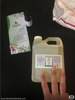 Cocojojo castor oil